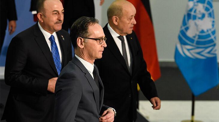 Son dakika | Almanya Dışişleri Bakanı Maas'tan Berlin Konferansı açıklaması