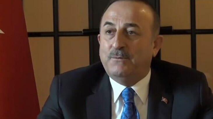 Son dakika | Çavuşoğlu: ''İdlib'de saldırganlığın durması ve artık kalıcı ateşkes tesis edilmesi gerektiğini söyledik''