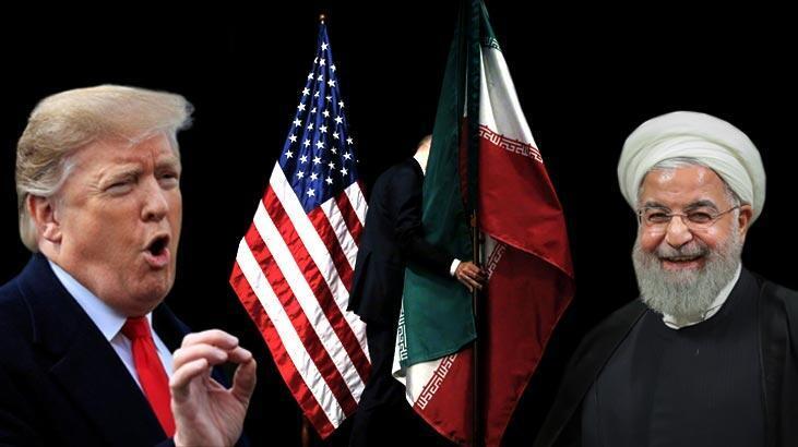 İran'dan ABD ile 'savaş' açıklaması
