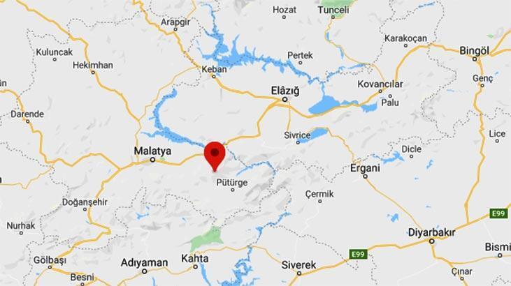 Son dakika | Malatya'da korkutan deprem
