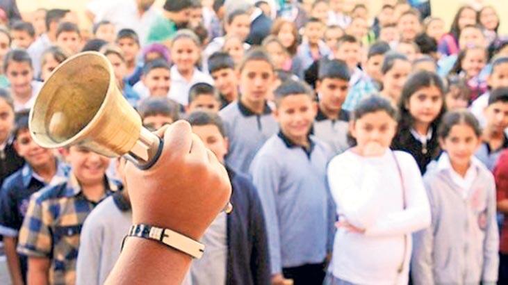 45 bin öğrenci ders başı yapıyor
