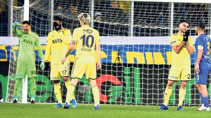 Fenerbahçe'de büyük hayal kırıklığı!
