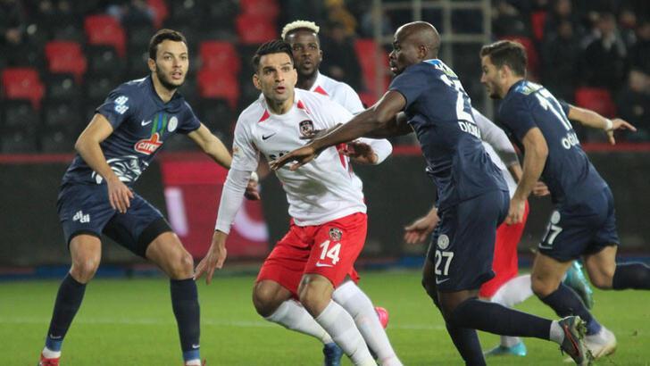 Gaziantep FK - Çaykur Rizespor: 2-0