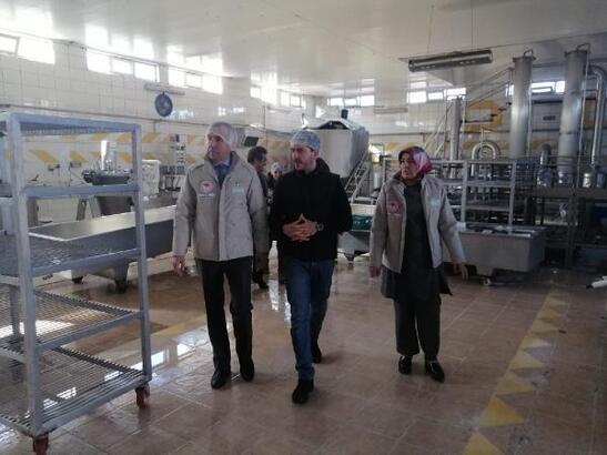 Karabük'te gıda işletmeleri denetleniyor