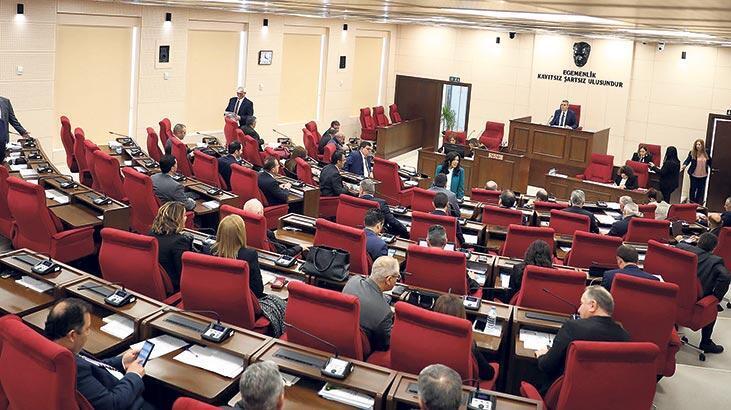 Genel Kurul'da yasa tartışması