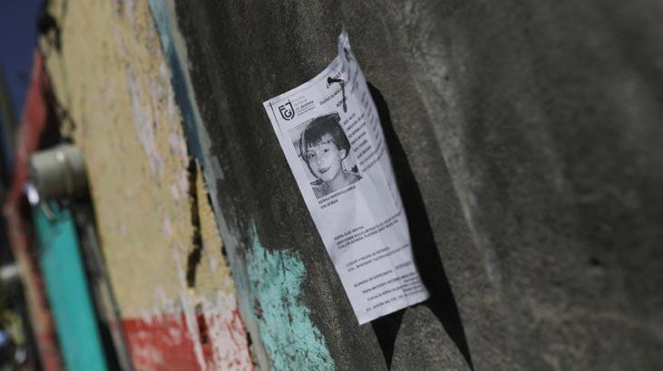 Meksika'da kaçırılan 7 yaşındaki kız çocuğu ölü bulundu