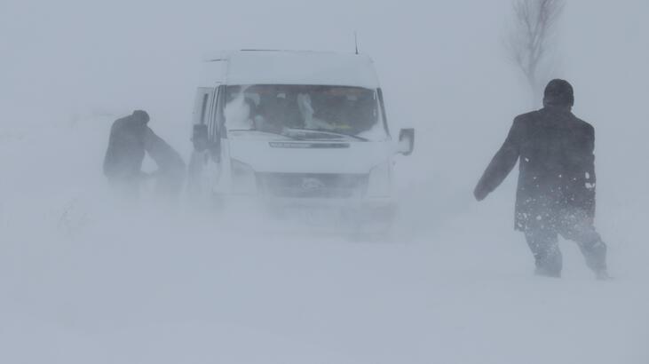 Son dakika! Meteoroloji'den kar ve çığ uyarısı! İşte hava durumuna ilişkin son bilgiler