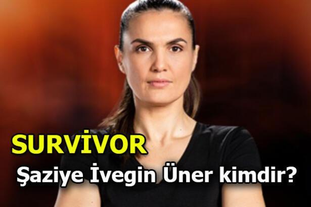 Şaziye İvegin Üner kimdir, kaç yaşında? Survivor Şaziye İvegin Üner yarışmadan diskalifiye mi oldu?