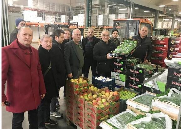 KUTSO'dan KOSGEB destekli Almanya iş gezisi