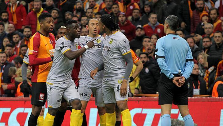 Yeni Malatyaspor'dan hakem isyanı: Penaltıyı orta hakem ne yan ne de VAR hakemleri görüyor