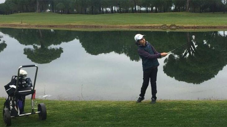 Kemer Country Golf Kulübü sporcusu Sude Bay'dan büyük başarı