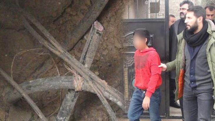 Kablo hırsızlığı internet kesilince ortaya çıktı! 6 çocuk gözaltında