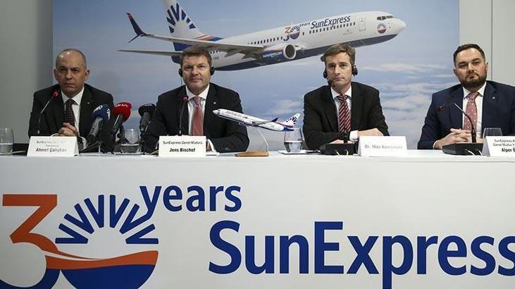 SunExpress 2019'u rekor gelir ile kapattı