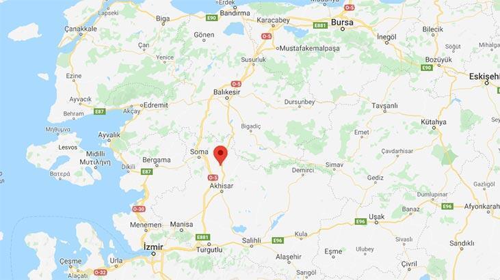 Son dakika   Manisa'da deprem: İzmir ve Bursa da sallandı