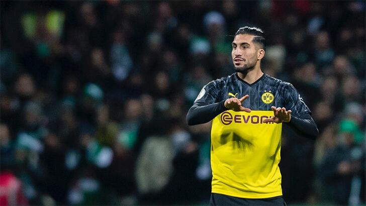 Dortmund, Emre Can'ın bonservisini aldı