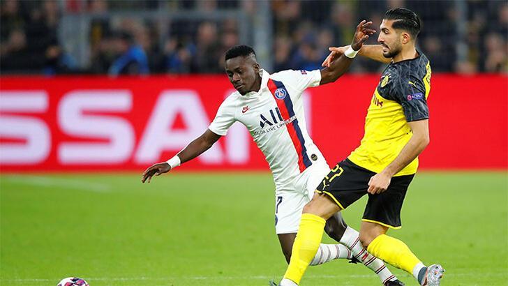 Borussia Dortmund - PSG: 2-1
