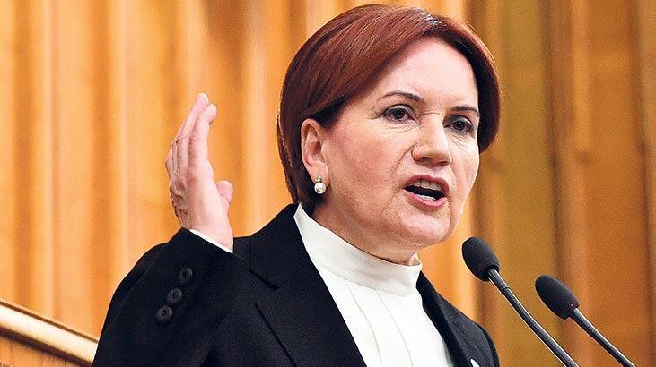 İYİ Parti lideri Akşener'den istifa eden vekillere: İftira kötü bir şeydir