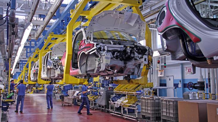 Otomobil üreticileri Çin'de işbaşı yaptı, paladyum rekorda