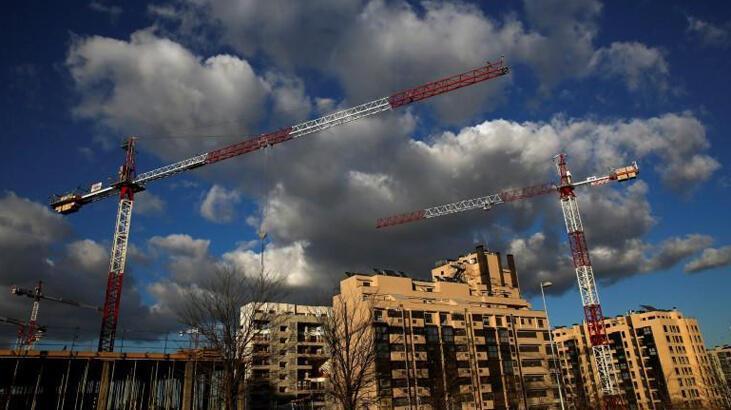 Euro Bölgesi'nde inşaat üretimi aralıkta düştü