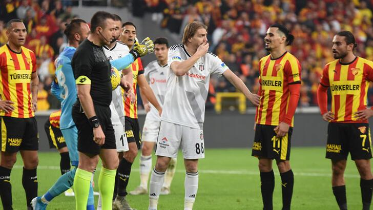 Göztepe Başkan Vekili Papatya'dan Beşiktaş maçı açıklaması