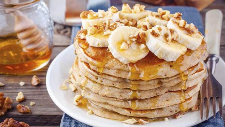 Kolay pankek tarifi - Kahvaltılık kolay pankek nasıl yapılır?