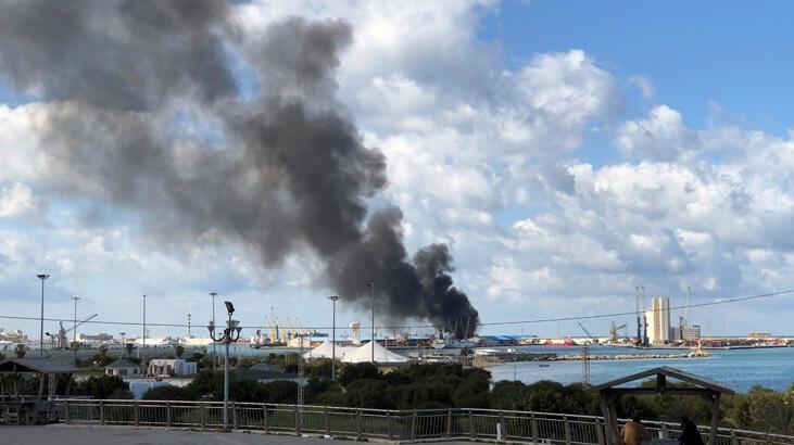 BM'den Hafter'in Trablus Limanı saldırısına sert tepki