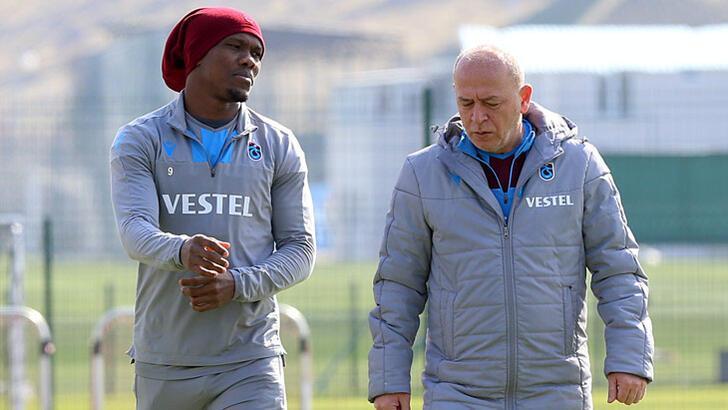 Trabzonspor'dan sakatlık açıklaması!  Nwakaeme, Sturridge ve Hosseini...