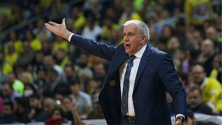 Obradovic: En güçlü oyunumuzu oynamalıyız