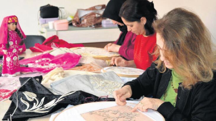 Balıkesir'de 6 bin kadına yeni meslek