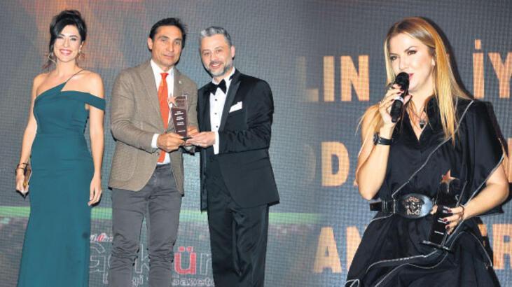 'Yılın  En İyiler'i  seçildi