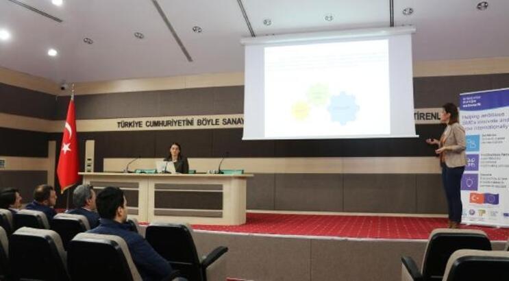 Çerkezköy TSO: KOBİ'lerimizi uluslararası pazarlara hazırlıyoruz