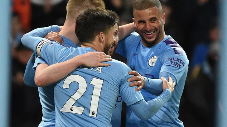Manchester City-West Ham United: 2-0