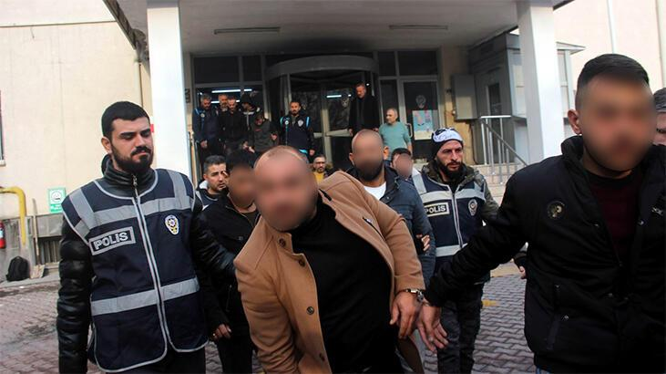 Kayseri'de aranan şahıslara 120 polis ile şafak operasyonu: 32 gözaltı