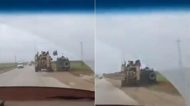 Son dakika... ABD ve Ruslar Suriye'de bir kez daha kapıştı! Olay görüntüler