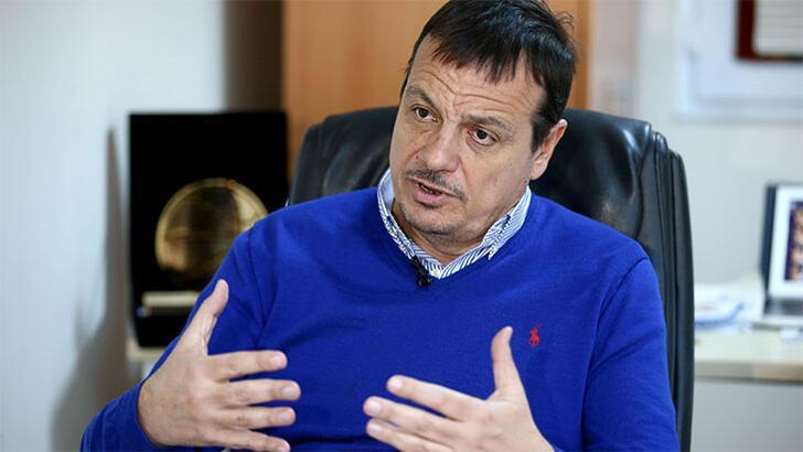Ergin Ataman: Hedefimiz ilk 4'ü garantilemek