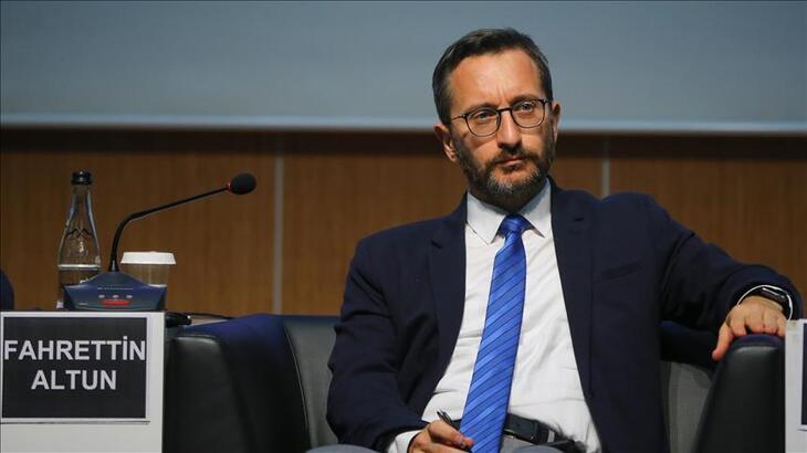 İletişim Başkanı Fahrettin Altun'dan Almanya'daki ırkçı saldırıya tepki