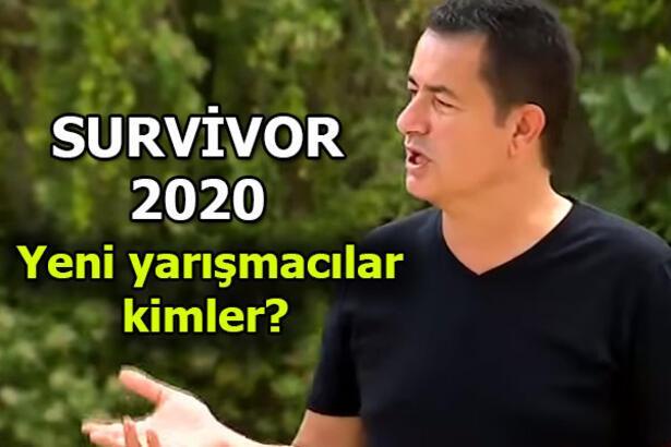 Survivor 2020 Ünlüler takımına iki yeni yarışmacı! Survivor'da ödül oyununu hangi takım kazandı?