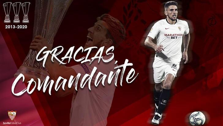 Carriço yürek yemiş! Sevilla'dan Wuhan'a transfer oldu
