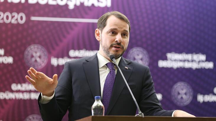Son dakika: Bakan Albayrak'tan enflasyon,kur ve faiz açıklaması