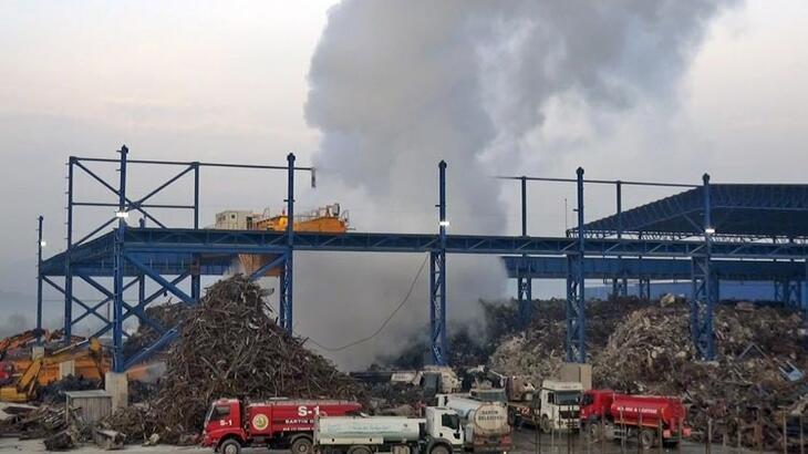 Yangın 15 saat sonra kontrol altına alındı!