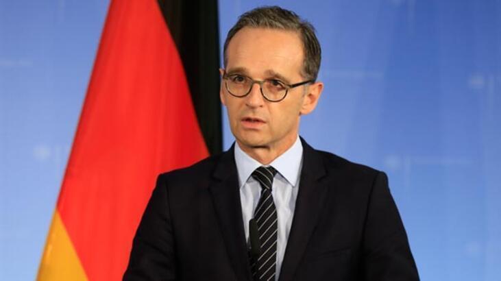Alman Bakan Maas: Irkçı terör ülkemizde yeniden bir tehlike