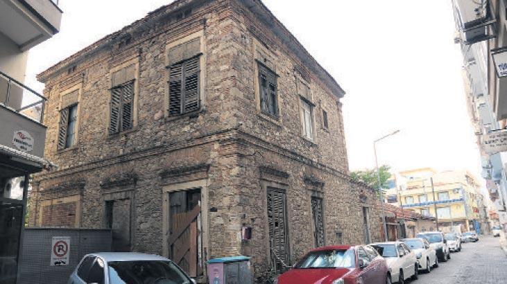 Tarihi bina, kültür merkezi olacak