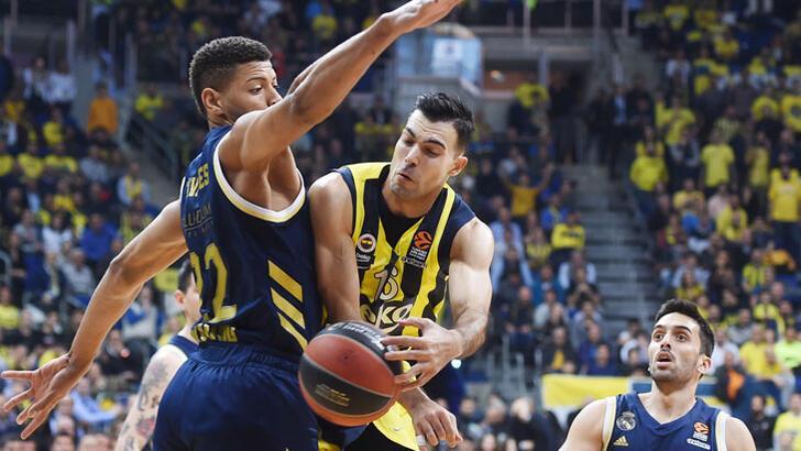 Fenerbahçe Beko Real Madrid: 65-94