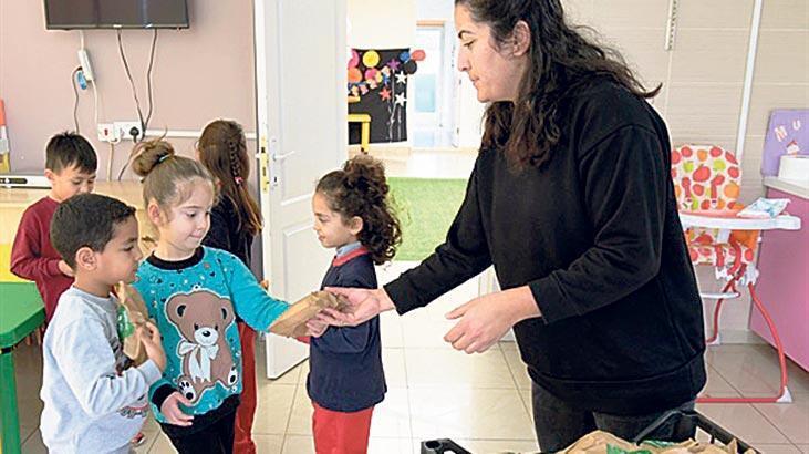 LTB'den çocuklar için sağlık kampanyası
