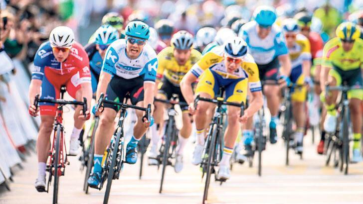 Tour of Antalya'da ilk etap Raim'in