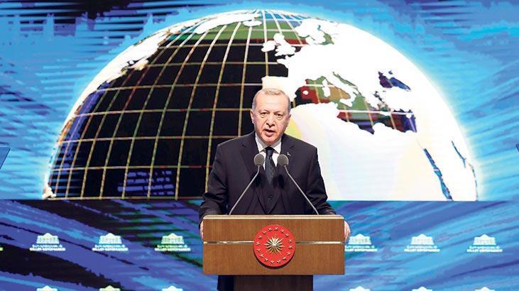 Erdoğan'dan ilim, fikir ve sanat erbabına çağrı: Kitap bağışına  davet ediyorum