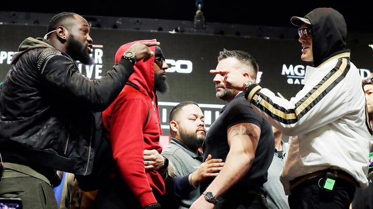 Boksta Wilder-Fury maçı heyecanı ikinci kez yaşanacak