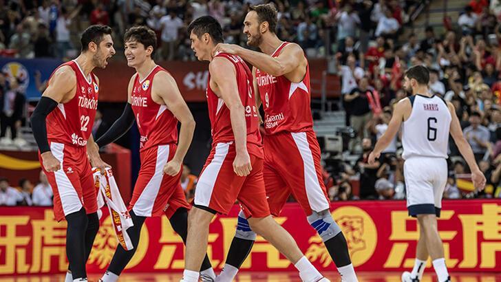 Millilerin FIBA Olimpiyat Oyunları Elemeleri'ndeki maç saatleri belli oldu