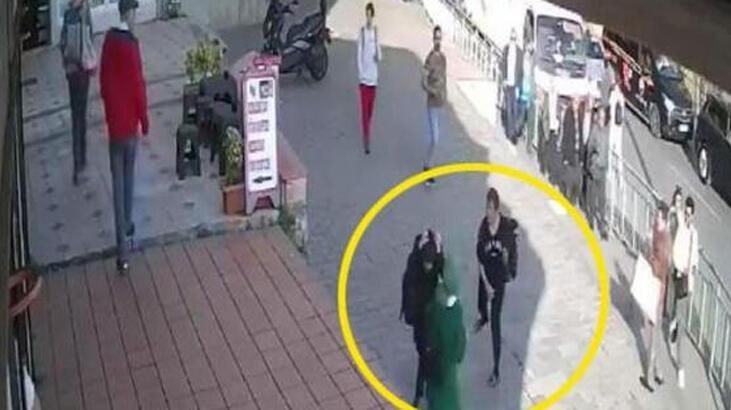 Başörtülü kızlara saldıran kadın hakkında karar çıktı