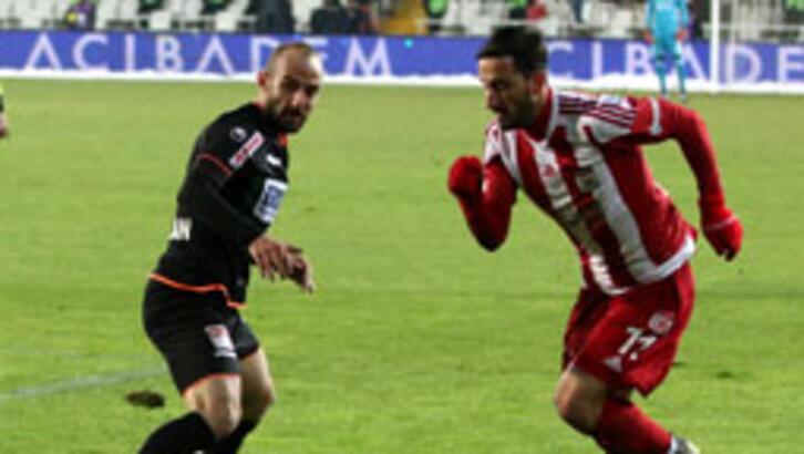 Sivasspor - Aytemiz Alanyaspor: 1-0